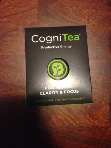 Product Review: CogniTea