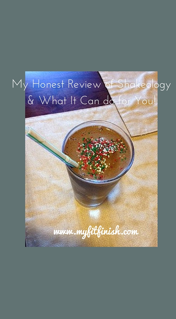 My honest review of drinking Shakeology & What it can do for you!