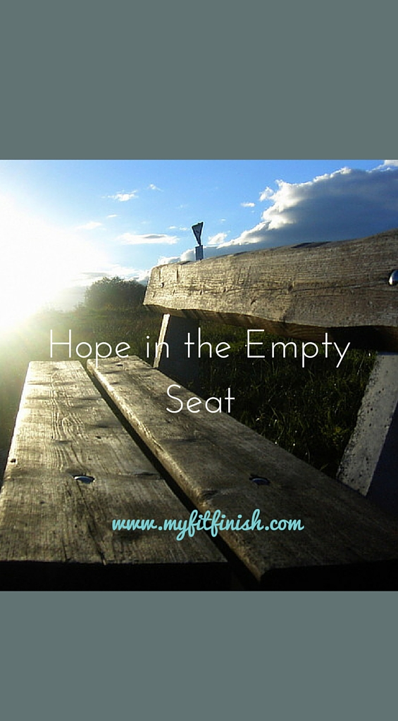 Hope in the Empty Seat