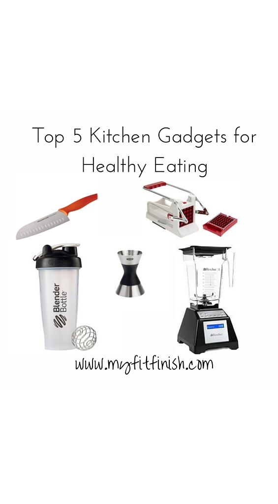 Top 5 Must Have Kitchen Gadgets for Healthy Eating