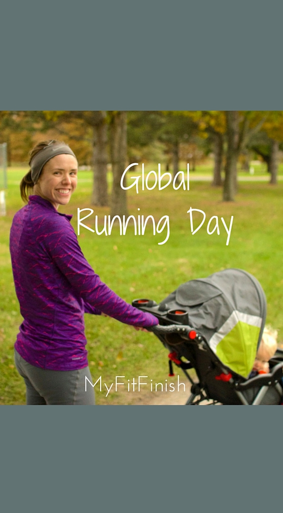 Global Running Day Link Up!