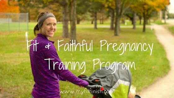 Wonderfully Made: Fit & Faithful Pregnancy Training Program