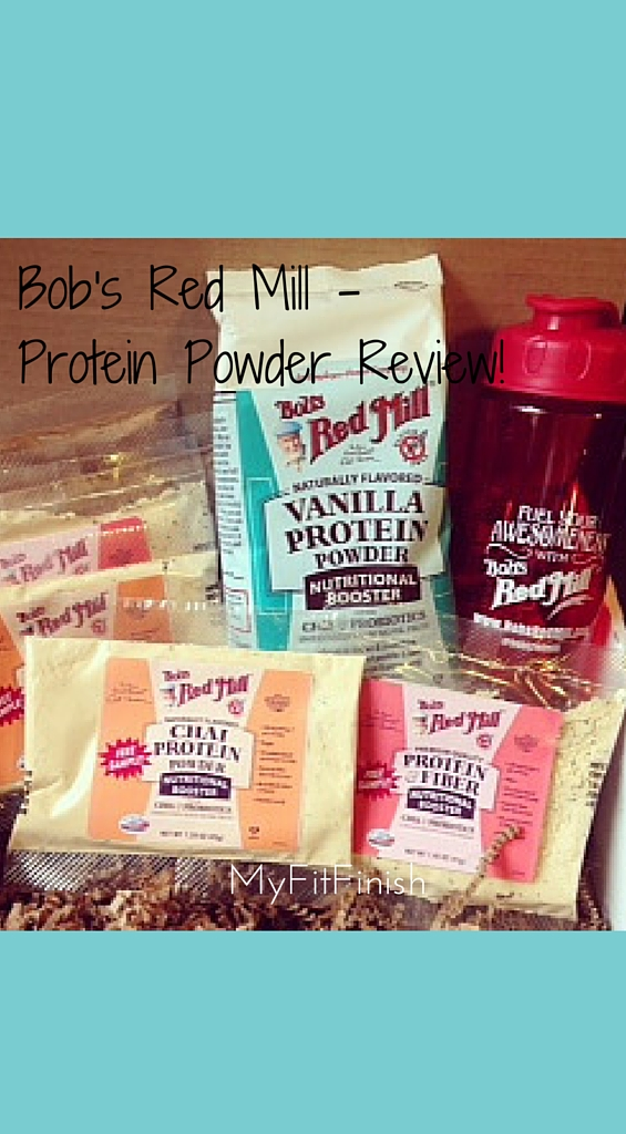 Bob's Red Mill – Protein Powder Review!