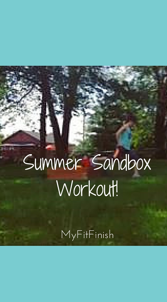 Summer Sandbox Workout!