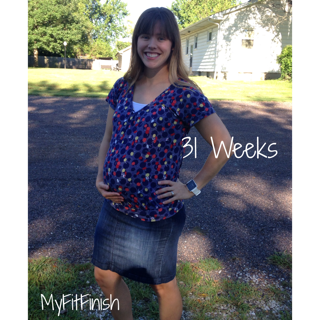 31 Week Bump Update!