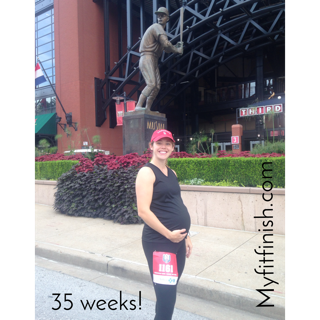 35 Week Bump Update!