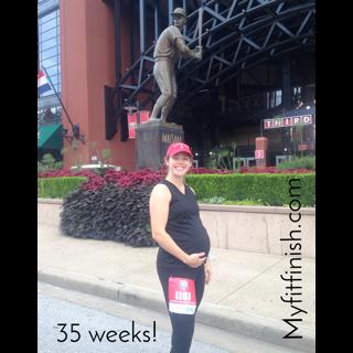 35 Week Bump Update!