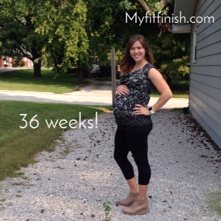 36 Week Bump Update!