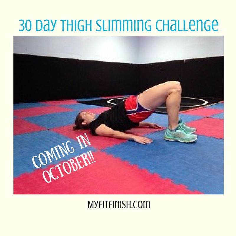 October Fitness Challenge!