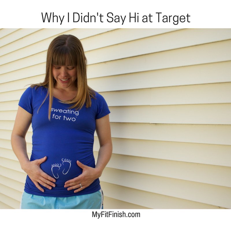 Why I Didn't Say Hi at Target…