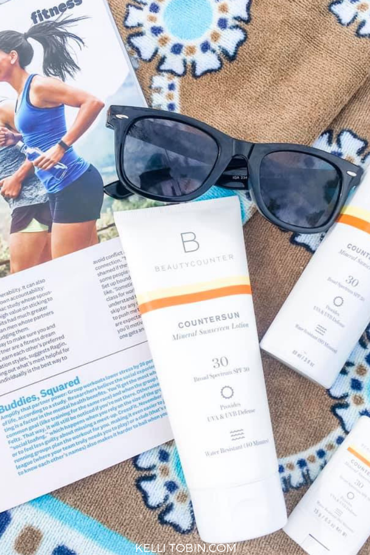 Protect Your Skin This Summer: Sunscreen 101