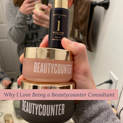 Why I Love Being a Beautycounter Consultant