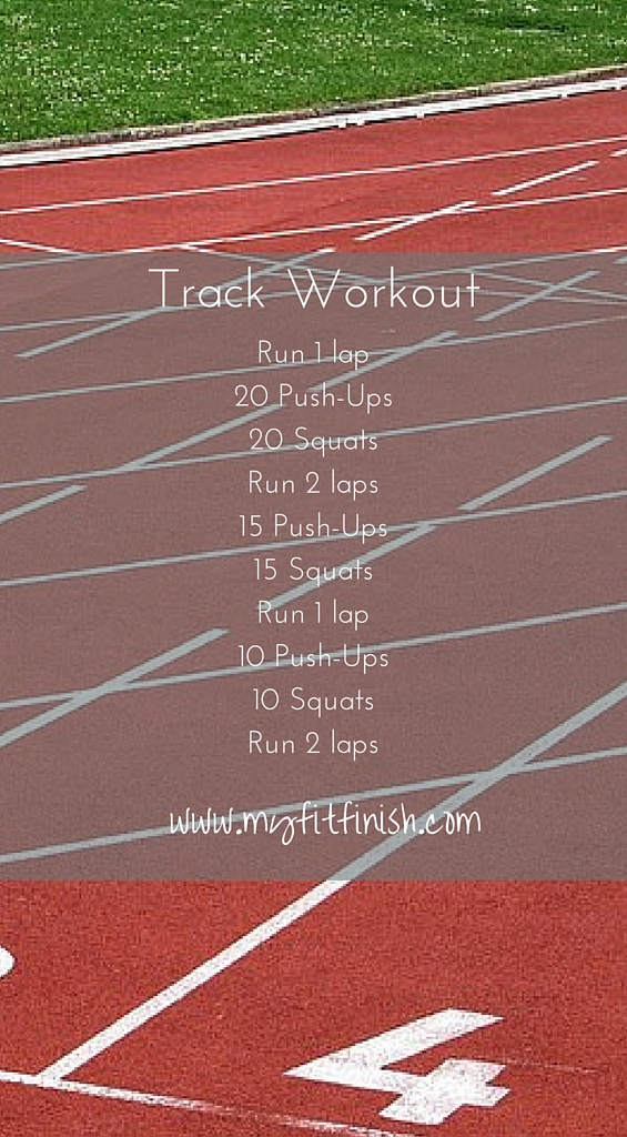 Track Workout