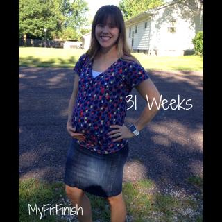 31 Week Bump Update!