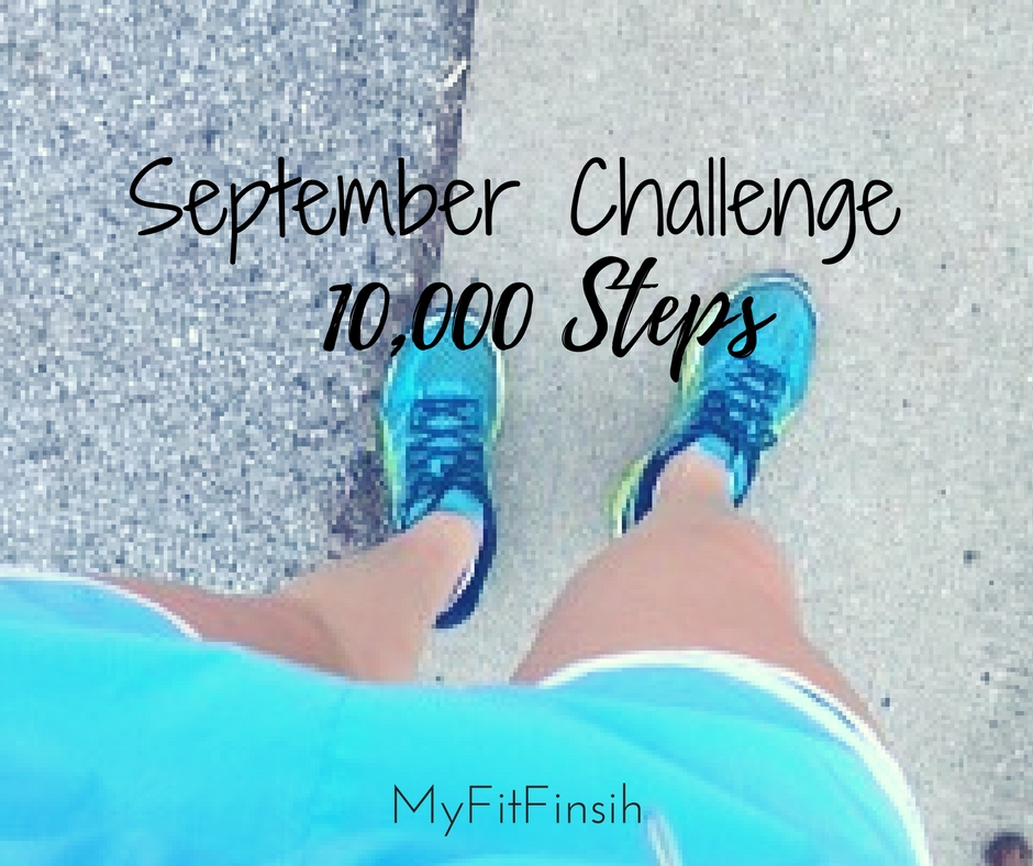 September Monthly Challenge