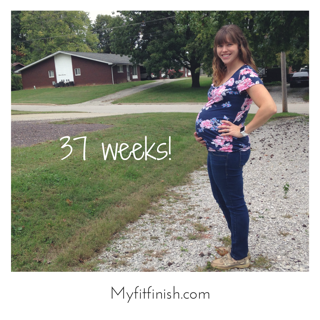 37 Week Bump Update!