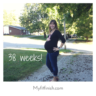 38 Week Bump Update!