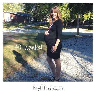40 Week Bump Update!